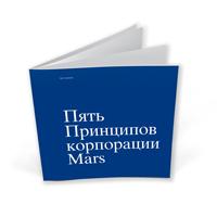 Печать информационных брошюр